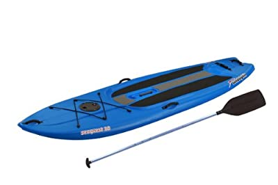Sun Dolphin Seaquest Stand-Up Paddleboard