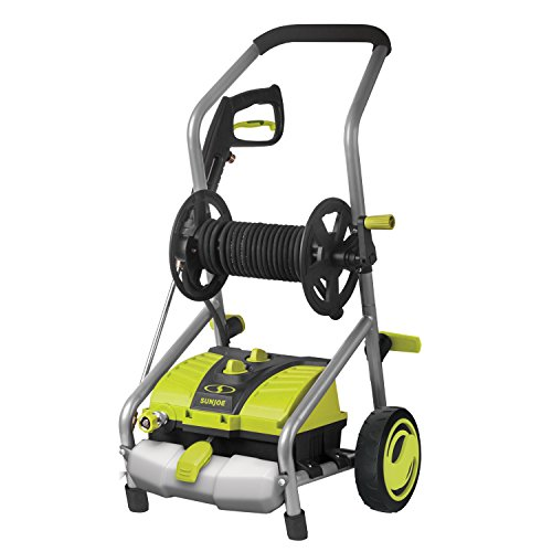 Sun Joe SPX4001 2030 PSI 1.76 GPM 14.5 Amp Electric Pressure Washer w/ Pressure Select Technology & Hose Reel by Snow Joe (Image #1)
