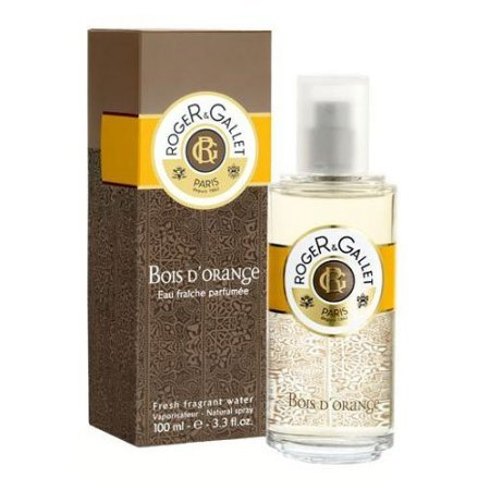 Gallet Perfumes Fragrance - Roger & Gallet Orange Blossom (Bois D'orange) Fresh Fragrant Water Spray - 3.3 oz.