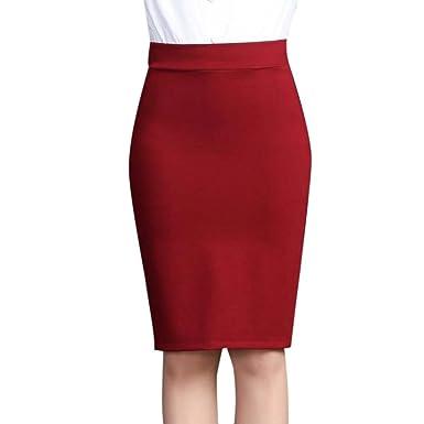röcke mit gummizug für ältere damen