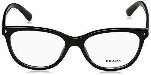Cat eye acetato Prada PRADA 14RV Black PR mujer qfSpF