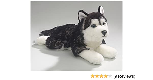 Amazon Com Husky 12 5 Inches 32cm Plush Toy Soft Toy Stuffed