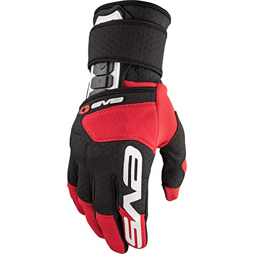 EVS Wrister 2.0 Adult Off-Road Motorcycle Gloves - Black/Small