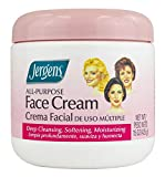PACK OF 10 - Jergens All-Purpose Cream Face Moisturizer, 15 Oz