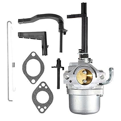 GOZAR Carburador para La Caseta De Generac 5500 5550 Watt Generador Briggs & Stratton