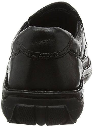 Mocasines Lotus MacKinnon Black Negro Hombre para qx84Aa