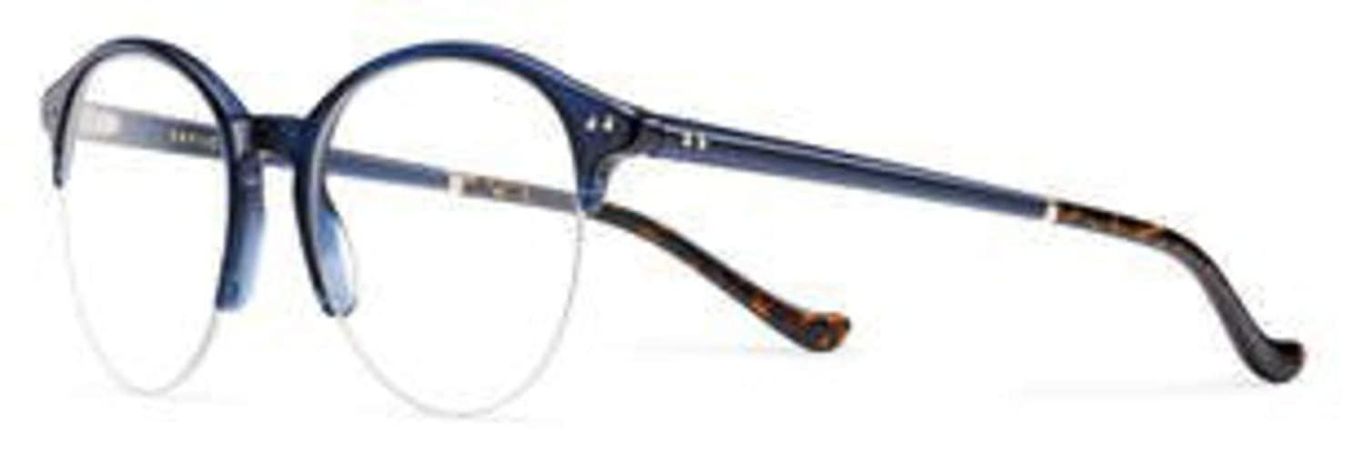 Eyeglasses New Safilo Tratto 6 0PJP Blue