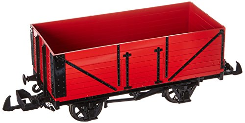Bachmann Industries Thomas & Friends - Open Wagon - Red - Large G Scale Rolling Stock Train