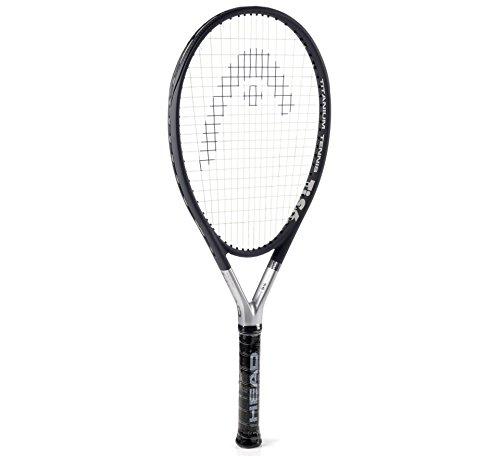 HEAD 2017 Ti.S6 Strung Tennis Racquet (Strung) – DiZiSports Store