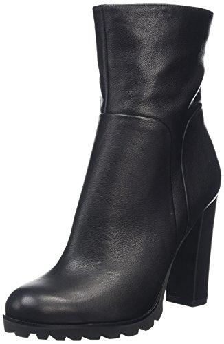 Aldo Fresi, Botas para Mujer Negro (Black Leather)