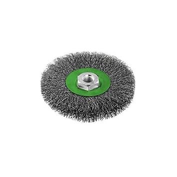 Bosch 2608622107 Brosse circulaire en inox 115 mm 0, 3 mm M14