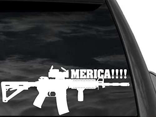 M10X INTERNATIONAL RIFLE TACTICAL GEAR HUNTING FIREARMS GUN STICKER DECAL