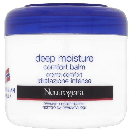 Neutrogena Norwegian Formula Deep Moisture Comfort Balm - Neutrogena Body Norwegian Formula Moisturizer