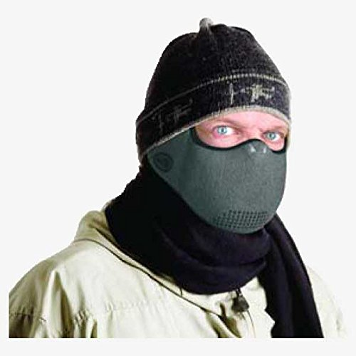 MASK CT AIRGUARD CTM-CG GREY CLD WTHR by AIRGUARD MEDICAL PRODUCTS ***