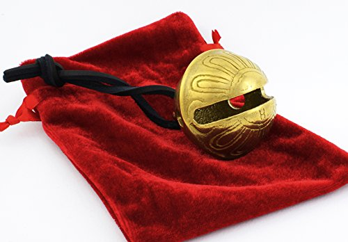 - Real Polar Sleigh Bell, Large #8 Jingle Express From Elves and Santa's Sleigh Bells 8b
