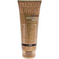 Brazilian Blowout Acai Daily Smoothing Serum, 8 Ounce