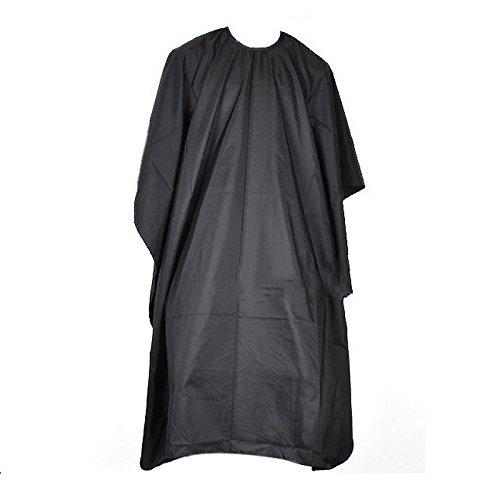 Demiawaking Capo Pieghevole del Mantello di Taglio dei Capelli Mantello Impermeabile per Parrucchiere