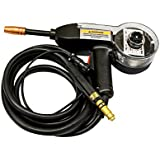 Lotos Technology MSG094 Spool Gun for Aluminum Welding for Lotos MIG Welders MIG140, Black