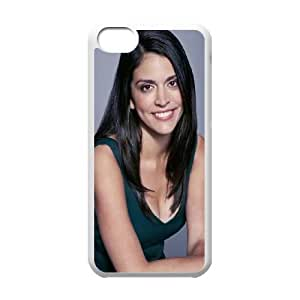 Celebrities Cecily Strong iPhone 5c Cell Phone Case White Protect your phone BVS_686147