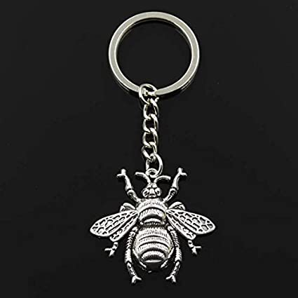 Amazon.com: Eaglers Llavero Metal Fashion Hornet Honey Bee ...