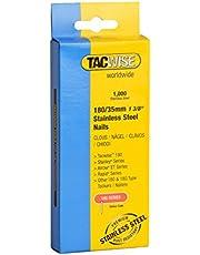 Tacwise 1068 roestvrij stalen nagels 180/35 mm (1.000 stuks), 1000