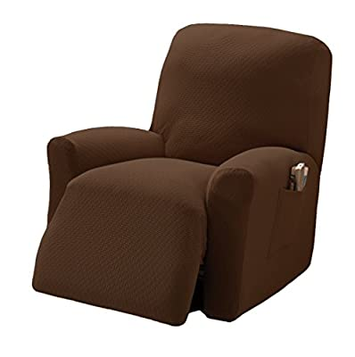 Stretch Sensations Crossroads Recliner Stretch Slipcover