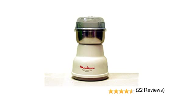 Moulinex - Ar1044 acero inoxidable molinillo de café: Amazon.es: Hogar