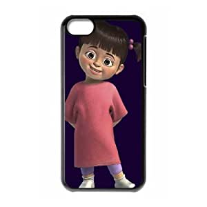 iPhone 5c Cell Phone Case Black Monsters Inc Mary Gibbs WQ7513271