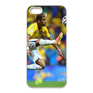 Neymar iPhone 4 4s Cell Phone Case White Jauvh
