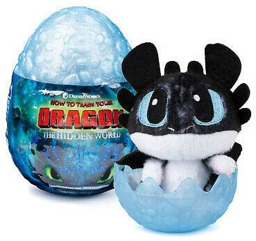 (Night Lite How to Train Your Dragon The Hidden World Plush Figure 3