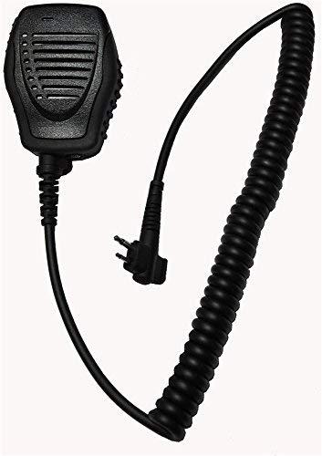 Submersible Speaker Mic - Voxtronix TW-400I Waterproof IP68 Submersible Speaker Mic for Icom Radios