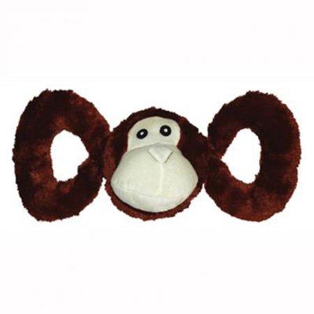 Jolly Pets Tug-a-mals Dog Toy XL Monkey, My Pet Supplies