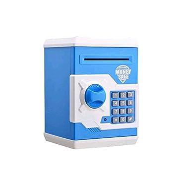 jycra Coin Bank, neuen Design Kids Cartoon Elektronische Spardose Simulation ATM Mini Piggy Bank Sicher Passwort Tolles Gesch