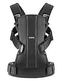 BABYBJORN Baby Carrier We - Black, Cotton BOBEBE Online Baby Store From New York to Miami and Los Angeles