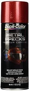 Dupli-Color MS300 Retro Red Metal Specks - 11 oz.