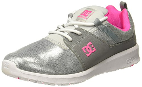 DC J Heathrow Shoes Sneaker Se Donna Grau pwrptq