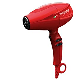 BaBylissPRO Nano Titanium Volare 2000W V2 Mid-Size Hair Dryer Ferrari-Designed Engine - 41vFunqbHlL - BaBylissPRO Nano Titanium Volare 2000W V2 Mid-Size Hair Dryer Ferrari-Designed Engine