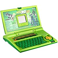 ARHA IINTERNATIONAL English Learning & Educational 20 Activity Notebook Kids Laptop Toys for 6 Year Old Boys and Girls