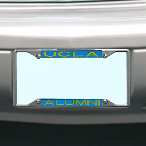 List of the Top 10 ucla alumni license plate frame you can buy in 2019