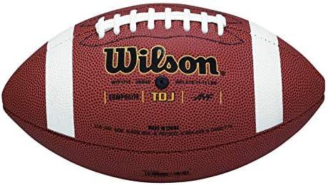Wilson WTF1713X Pelota de fútbol Americano TDJ Composite Junior ...