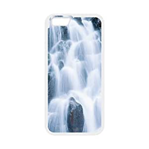 """LGLLP Waterfall Phone case For iPhone 6 Plus (5.5"""") [Pattern-6]"""