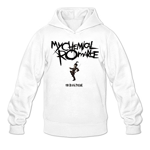 MARY Men's Costume My Chemical Romance Tumblr Hoodies White
