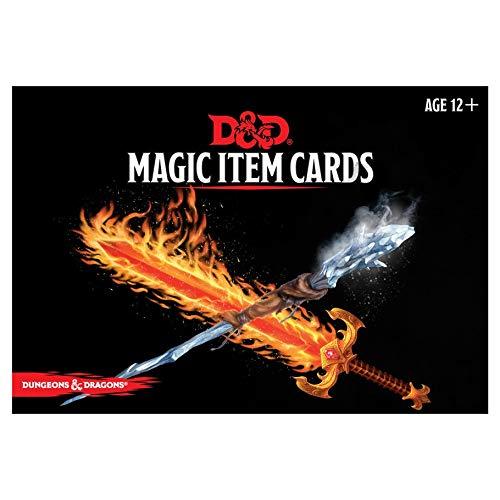 The 10 best d&d item cards 2019