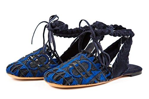 Jeffrey Campbell - Sandalias de vestir de Material Sintético para mujer azul azul 37
