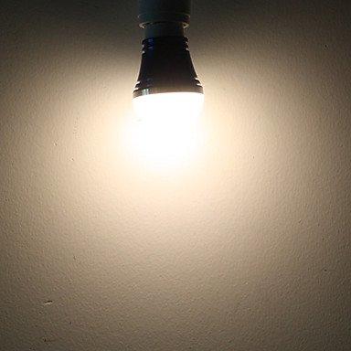 Globo A E26/E27 W 3 LED de Alta Potencia 270 LM 3000K K Blanco C¨¢lido AC 85-265 V - - Amazon.com