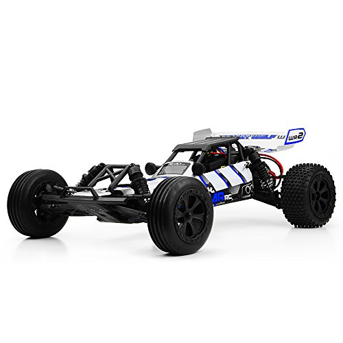 Mad Gear Racing Desert Wolf Baja 1/10 2WD RTR RC Buggy (Blue) (Nitro Gas Powered Rc Cars compare prices)