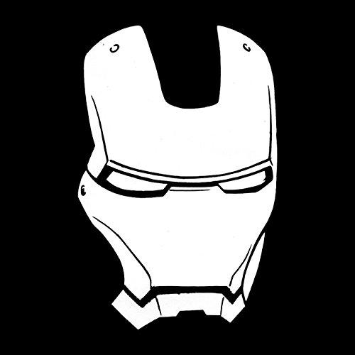Iron Man (Marvel Inspired) - White Vinyl -