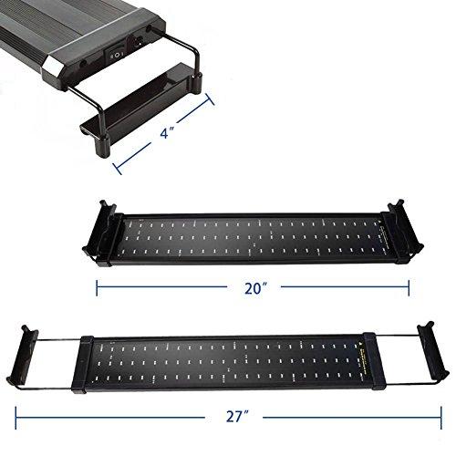 48 by 13-Inch TopDawg Pet Supply 894216 Deep Blue Professional ADB34813 Standard Glass Canopy Set