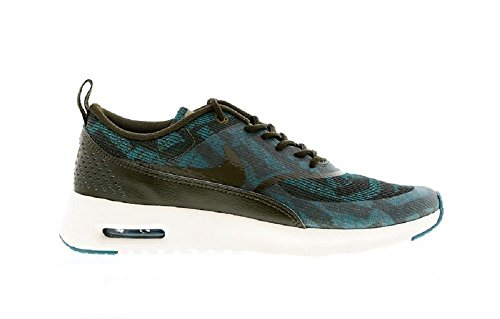 Vert de Chaussures Kjcrd Sport Femme Thea W Max Blanc Air Nike wq1RYvX