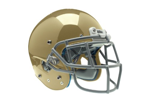 Schutt Sports AiR XP Pro Elite Varsity Football Helmet, Metallic Gold, Small